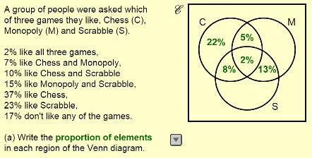 Probability venn diagrams 1 ccuart Gallery