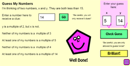 interactive multiples game