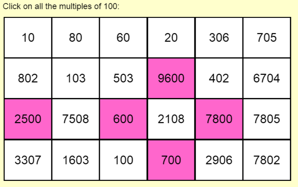 math worksheet : lesson plans  rounding to the nearest ten hundred thousand : Multiples Of 10 100 And 1000 Worksheets