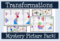 Printables Combined Transformations Worksheet transformations mixed combined transformations